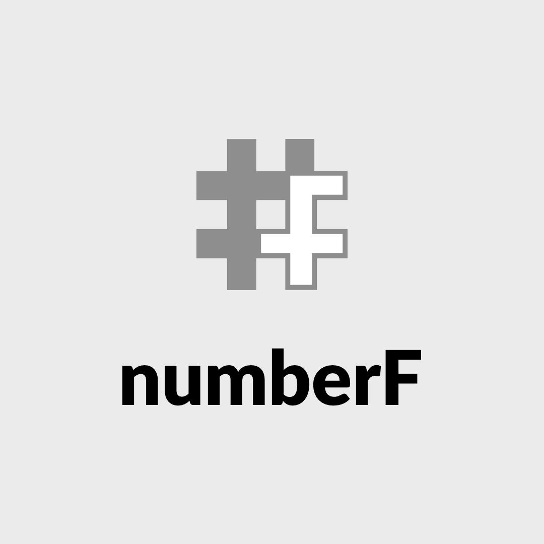 numberF Showcase